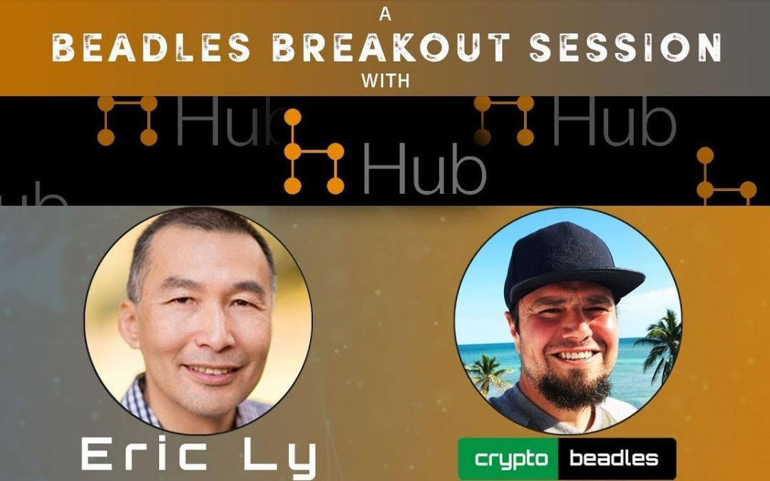 Hub Token Awesome Crypto Interview w/Co-Founder Of Linkedin (HubToken) Human Trust Protocol