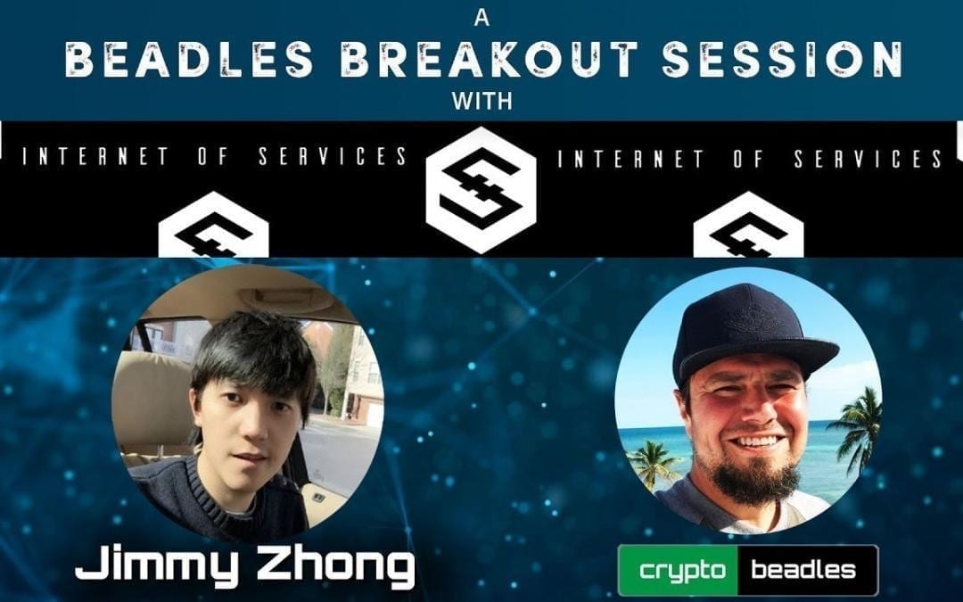 Incredible interview with IOST CEO Jimmy Zhong A Beadles Breakout Session in Crypto and Bitcoin