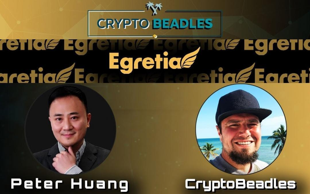 Egretia (EGT) and their HTML5 Blockchain Goals (CRYPTO)