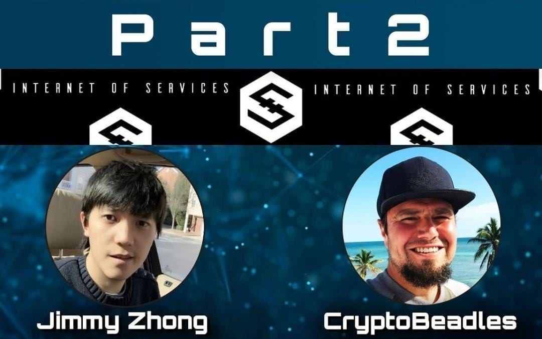 Jimmy Zhong of IOST and his Awesome insights and updates (Crypto)