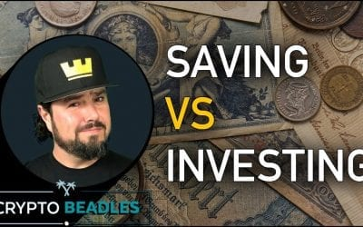 Whats Better, Saving or Investing? What's Compound Interest? ⎮Money⎮Banks⎮