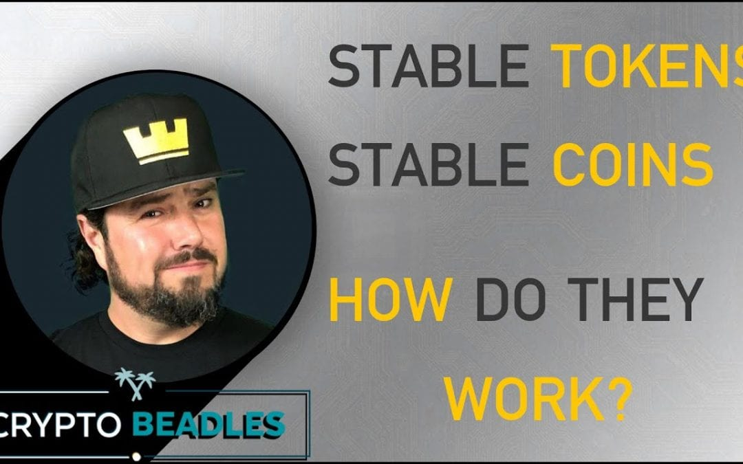 What are Stable Coins and Stable Tokens? ⎮Blockchain⎮Crypto⎮Bitcoin⎮