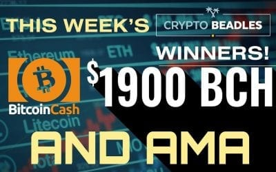 One Thousand Nine Hundred Dollars in LIVE Giveaways! AMA and More!⎮Blockchain⎮Bitcoin⎮Crypto⎮