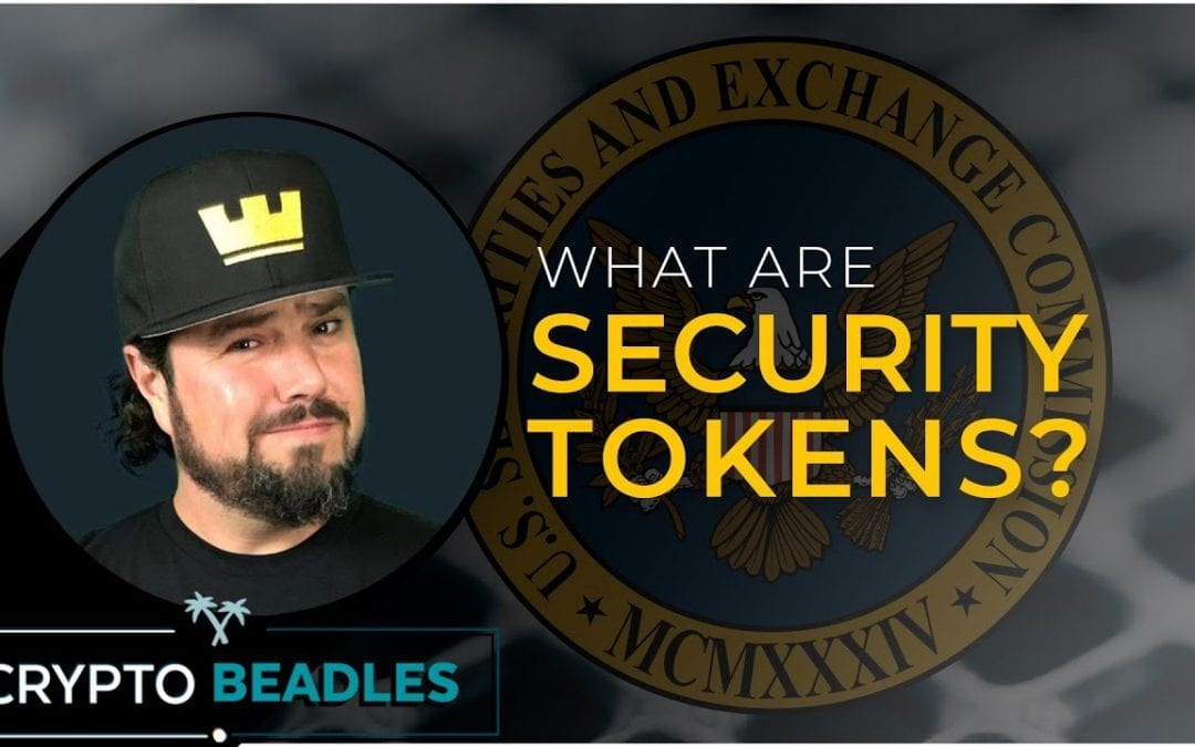 What are Security Tokens? Whats are Security Coins? How do Security Tokens Work With Blockchain?