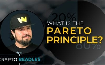 What is the Pareto Principle? What is the 80/20 rule and why does it help or hurt us?