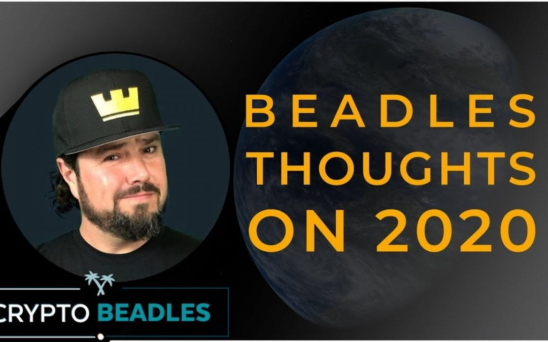 Beadles thoughts on Bitcoin, Predictions, Crypto, flu, the Fed, the dollar for Crypto Asia Summit