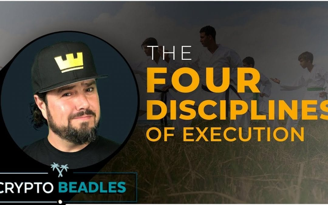 4 Disciplines of Execution takeaways on how to WIN in Life!