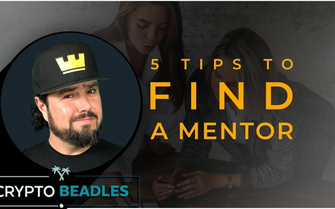 Tips on finding a mentor and we'll discuss SCOTUS Ginsburg and the empty seat that needs filling