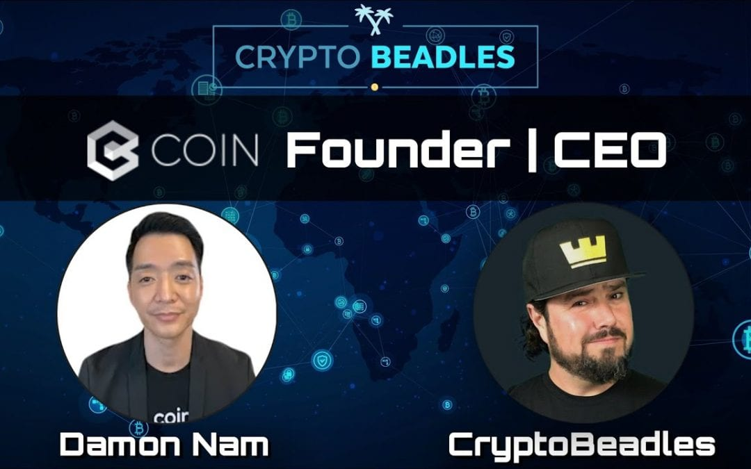CRYPTO UPDATE: Coinvest to COIN, Damon Nam explains his leap to DEFI
