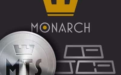 FOUNDED BY BLOCKCHAIN SUPERSTARS, MONARCH PROJECT FEATURES SILVER BACKED TOKENS WITH IN-WALLET FIAT CURRENCY CONVERSION AND AUTO BILL PAY