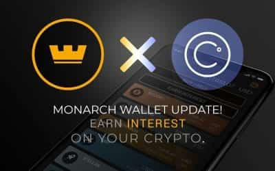 Monarch Wallet App Update Brings Users Up To 7% APR Interest With Crypto