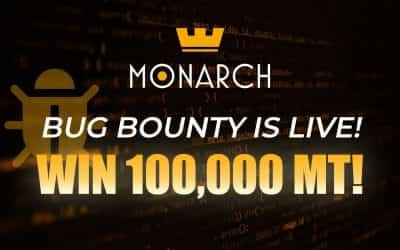 Monarch Announces Bug Bounty Ahead of Subscription Crypto Payments Launch