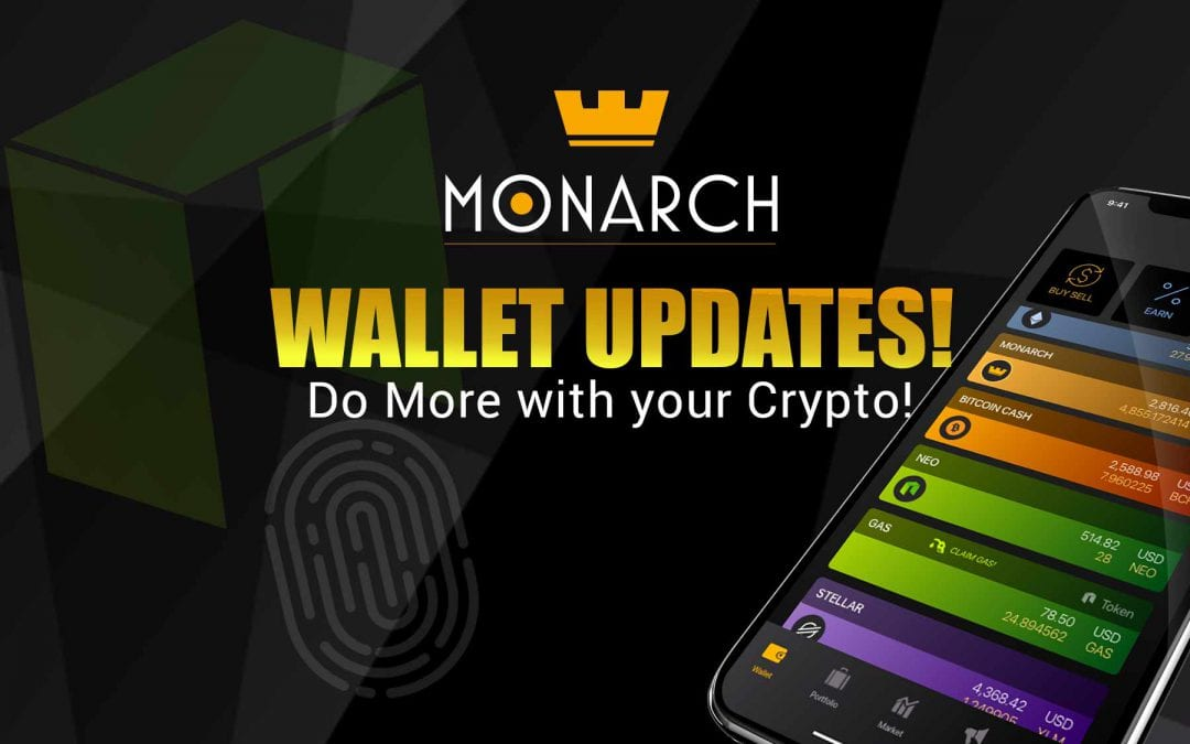 Passive Income Earning & 723+ Million in Market Value Brought To Monarch Wallet