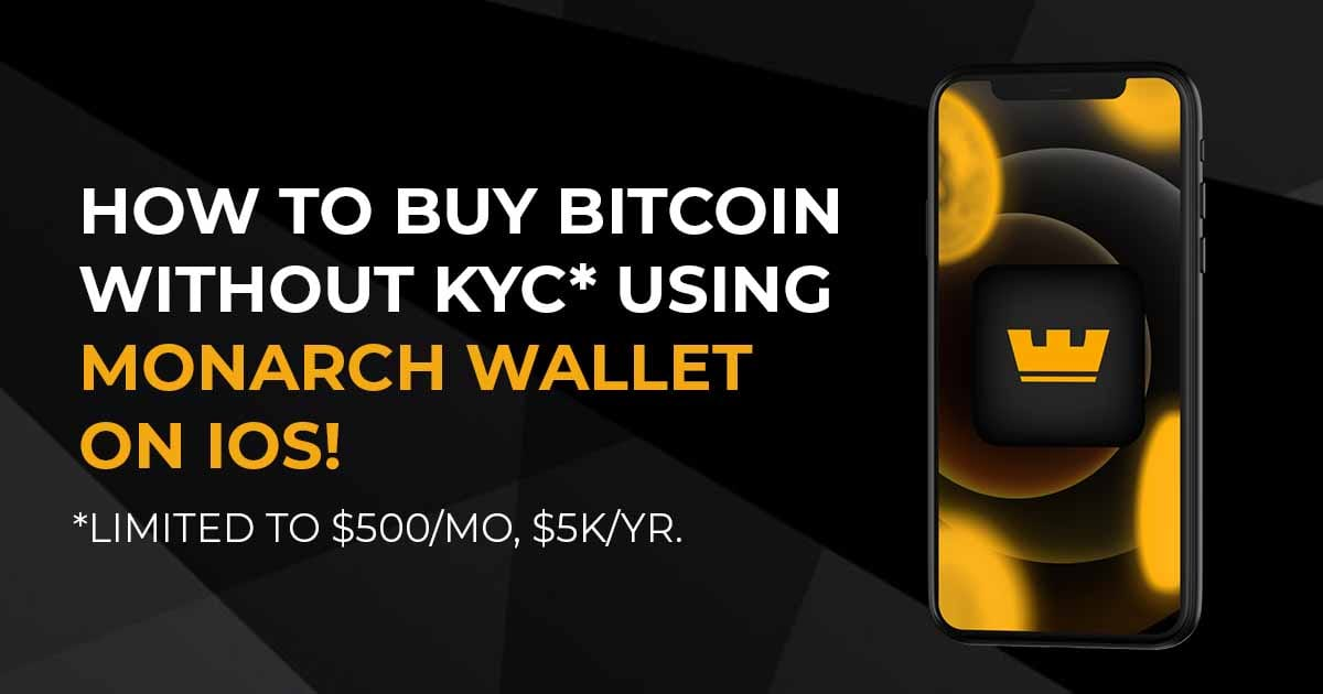 How To Buy Bitcoin without KYC!