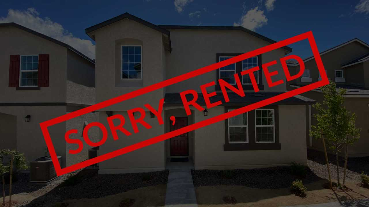 Sorry, Rented - 9508 Nautical Mile Road