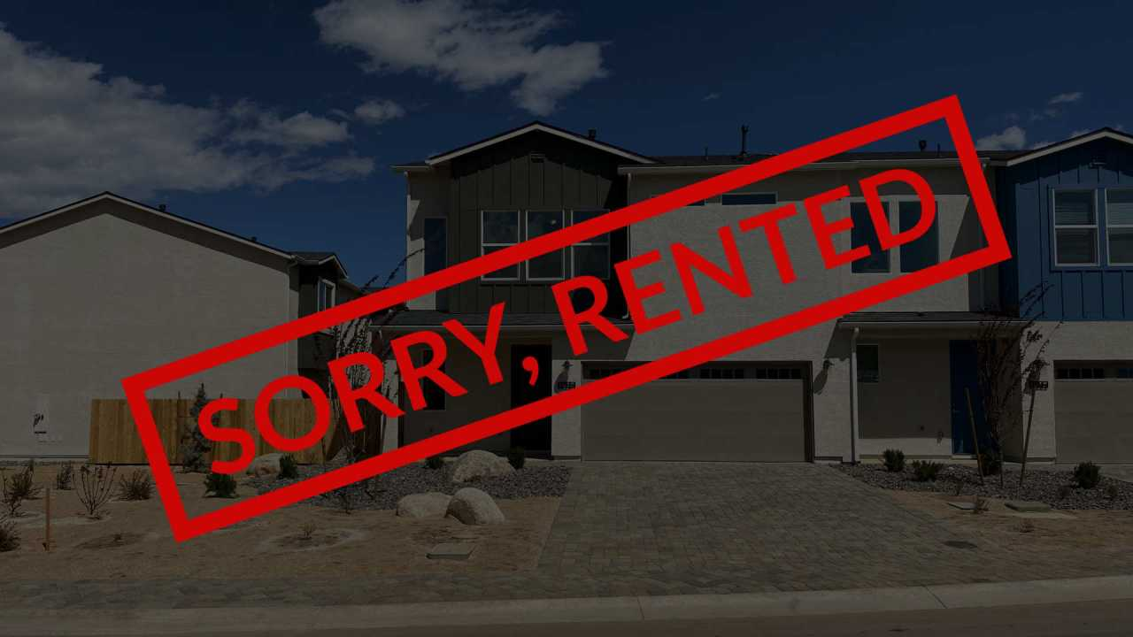 Sorry, Rented - 1016 Big Rock Loop